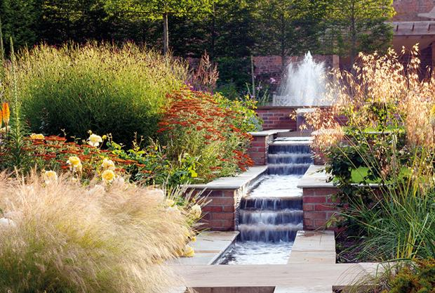 Swinburne Horticultural Services work on Wynyard Hall Rose Garden - image: © Lee Beel Photography