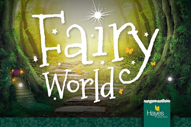 Best Garden Centre Event - Winner: Fairy World, Hayes Garden World