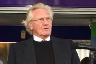 Lord Hestletine at IoG Saltex 2008 - photo: HW