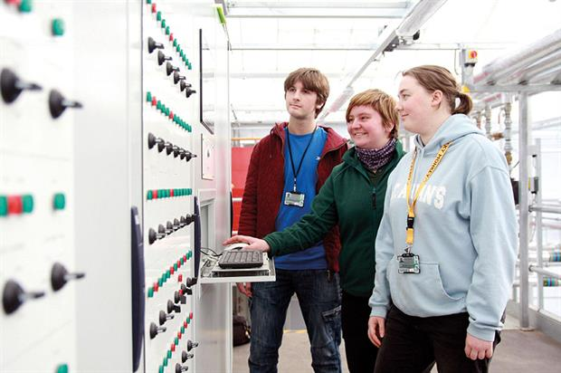 Training: investments made at Reaseheath reflect the importance of the industry - image: Reaseheath College
