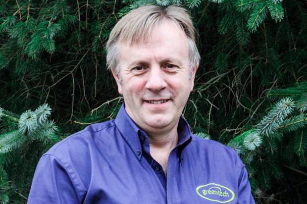 Sales director Ian Rotherham