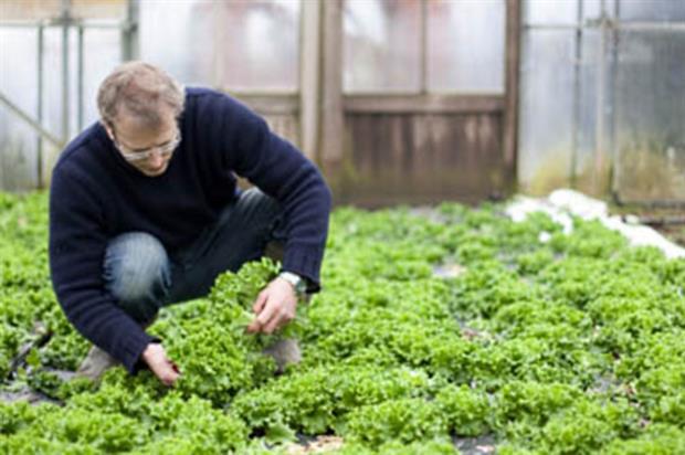 Dr Adrian Izzard - image: Wild Country Organics