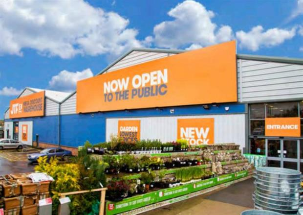 JTF Wholesale Sees Garden Sales Boom