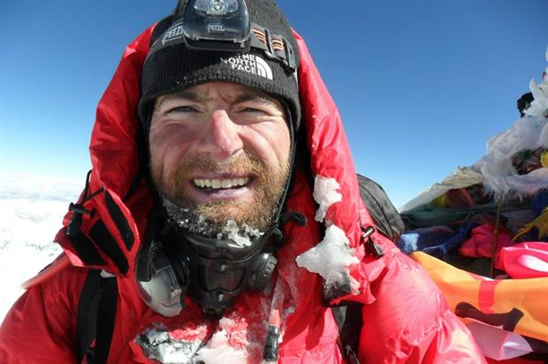 James Ketchell knows a bit about going to extremes
