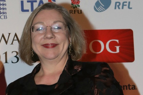 Sport England CEO Jennie Price at last year's IOG Awards
