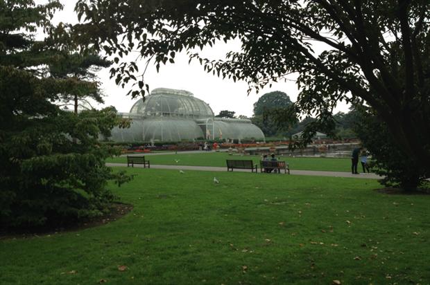 Kew Gardens: Image: HW