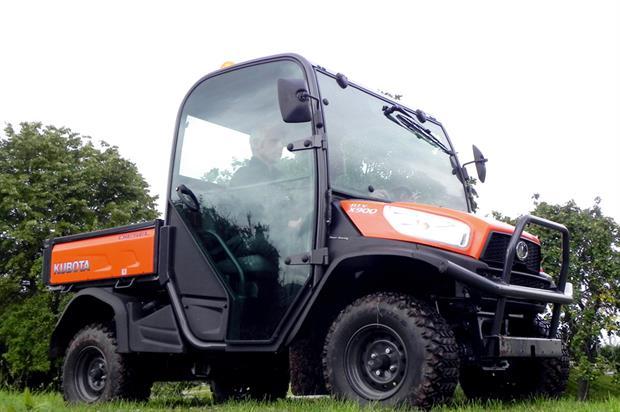 Kubota Rtv X900 Utility Vehicle