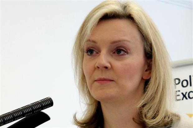 Environment secretary Elizabeth Truss - image: Policy Exchange