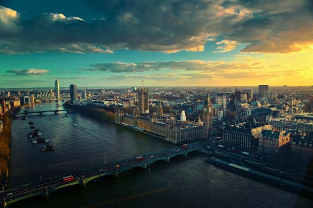 London is not an island. Image: Pixabay
