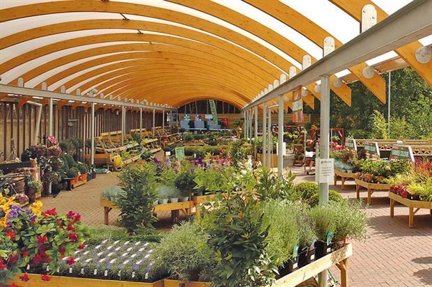 Image: Longacres Garden Centres
