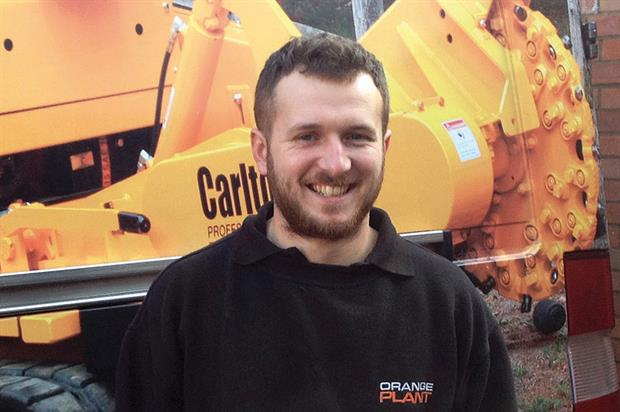 Mark Wilson, depot manager, Orange Plant