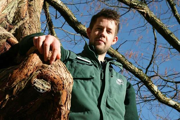 Matthew Pottage's MHort helped land him the RHS Wisley curator role. Image: RHS