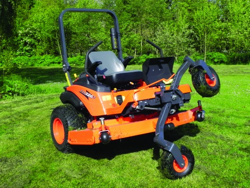 Review - Ride-on mowers | Horticulture Week
