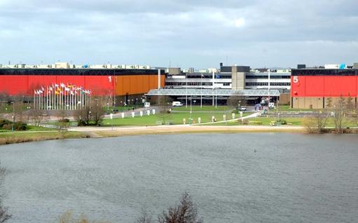 NEC Birmingham: new home for Saltex