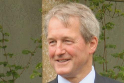 Owen Paterson MP - image:HW