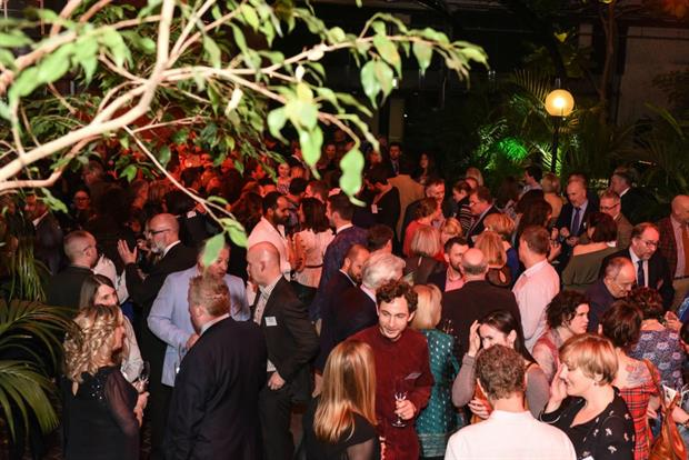 Last year's event was a key networking opportunity. Image: Perennial