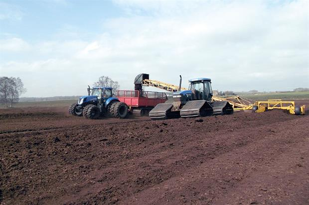 Peat: growers now informed on environmental and social impacts of growing media - image: ICL