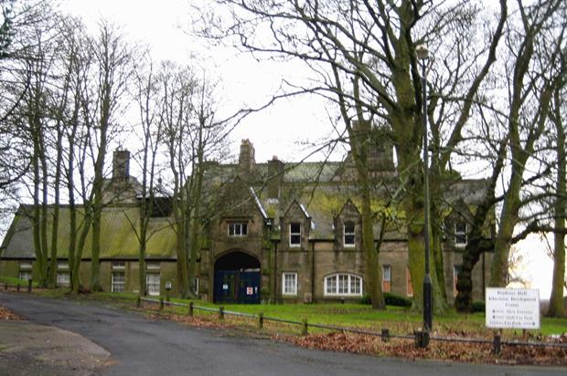 Pendower Hall - image: Madraban (public domain 1.0 licence)