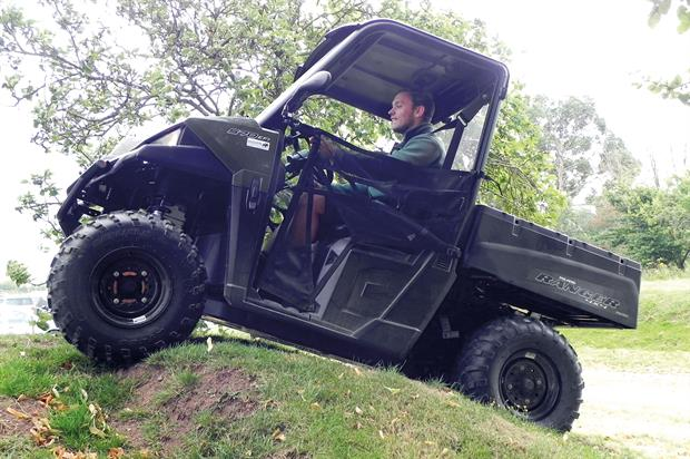 Review - utility vehicles