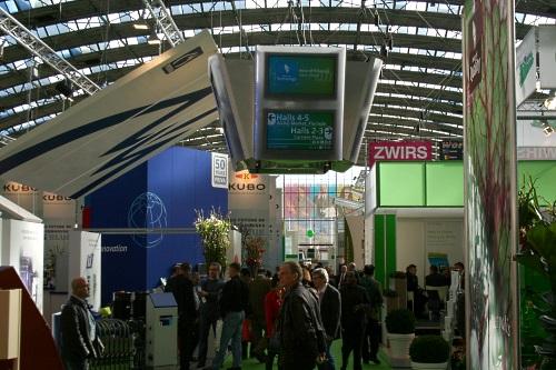 The RAI exhibition centre - image:HW