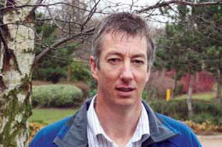 Rob Riekie, landscape and forestry manager, The Parks Trust, Milton Keynes