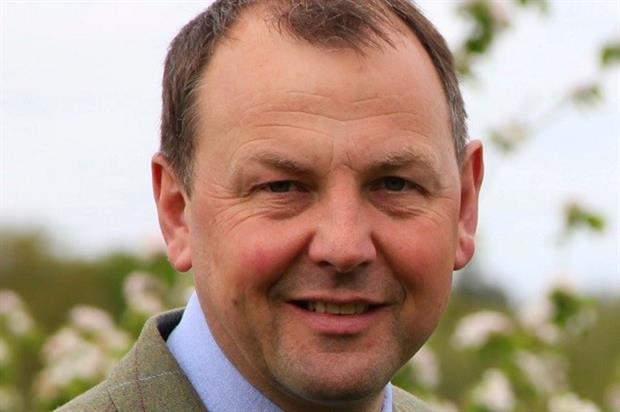 Rob Saunders - image: AHDB Horticulture