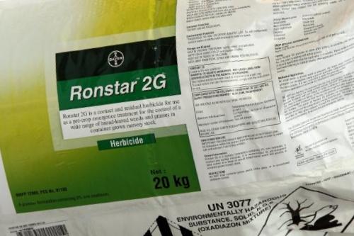 Ronstar label - image: Certis