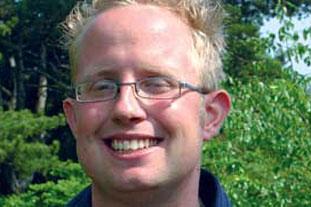 Ian Roofe, planteria manager, Salhouse Garden Centre