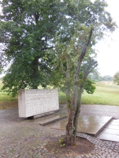 The Kennedy Memorial is part of the landscape to be discovered at Runnymede