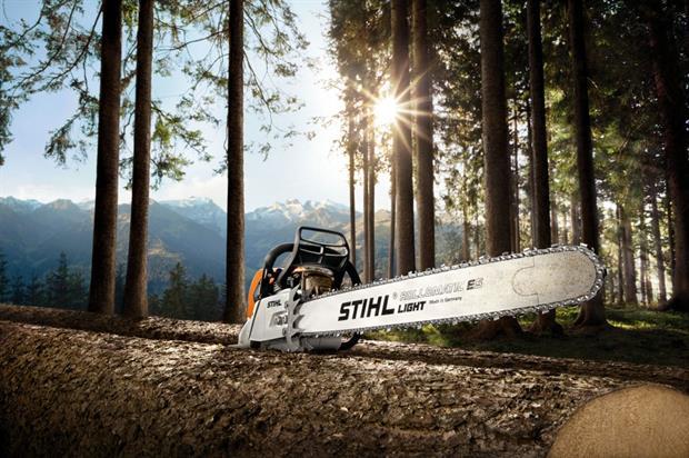 The Stihl MS 661C-M chainsaw - image: Stihl