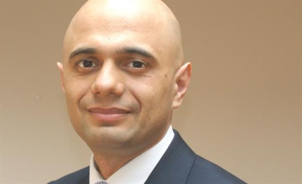 Secretary of State for Communities and Local Government, Sajid Javid