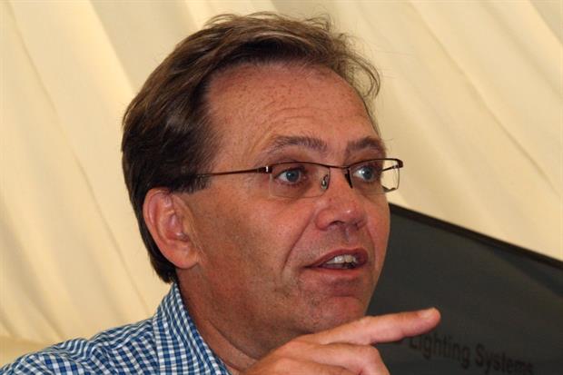 Prof. Simon Pearson - Image:HW