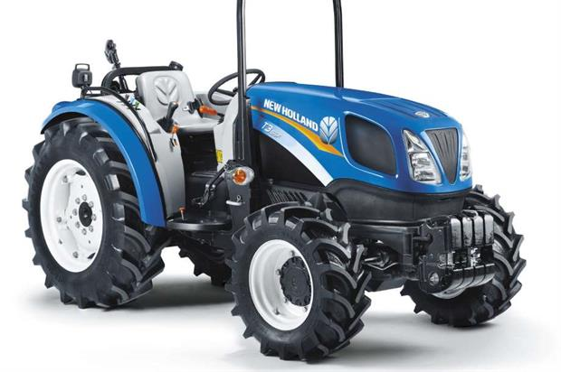 The New Holland T3.65F - image:New Holland