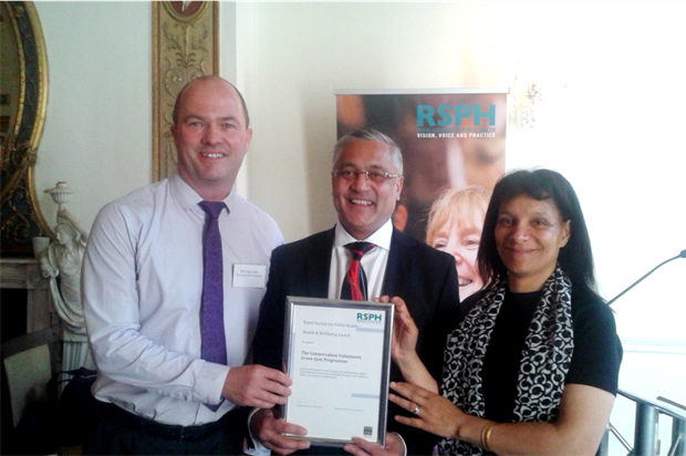 L-R Craig Lister, Lord Patel of Bradford, Joy Beishon. Image: Supplied