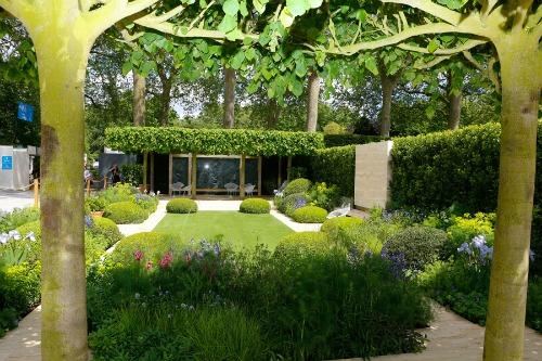 The Telegraph Garden. Photo: Julian Dodd.