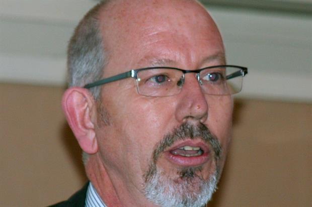 Professor Tim Benton - Image:HW