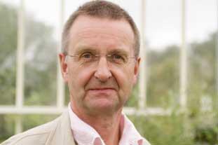 Tim Lang, president, Garden Organic - photo: Ian Kerr
