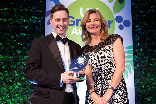 Best New Variety Vegetable/Salad - Winner: Performer, Agrico UK