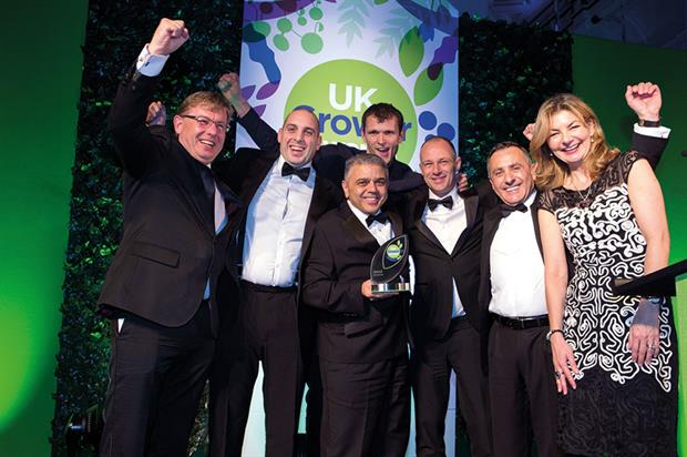 Salad Grower of the Year - Winner: Valley Grown Salads
