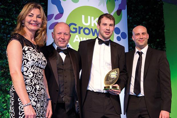 Ornamentals Grower of the Year - Winner Neame Lea Nursery