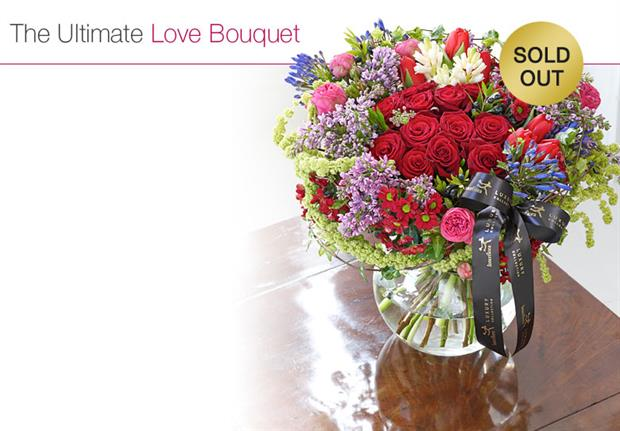 Ultimate Love Bouquet