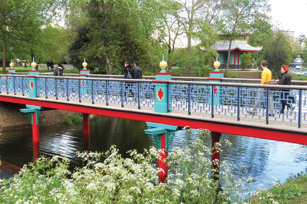 Victoria Park: archetypal urban park created in capital