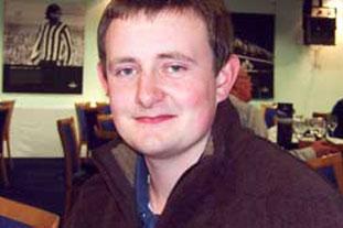 Michael Wannell, assistant greenkeeper, Bovey Castle Golf Club, Devon