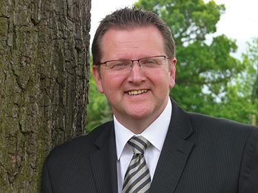 BALI CEO Wayne Grills