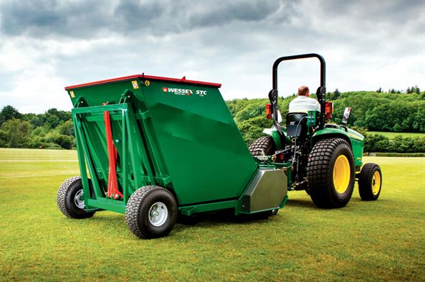 Efficiency: a range of tractor-mounted equipment can be used to improve productivity - image: Wessex International