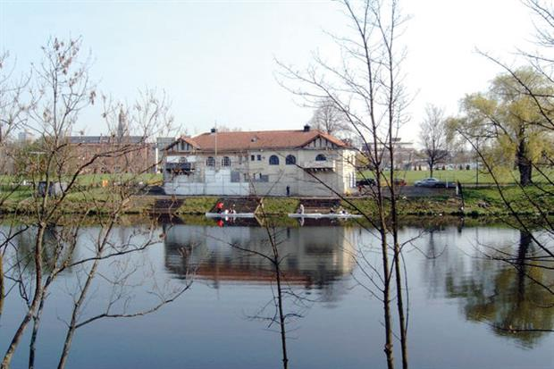 Popular project: West Boathouse in Glasgow Green. Image: Darrin Antrobus/Creative Commons
