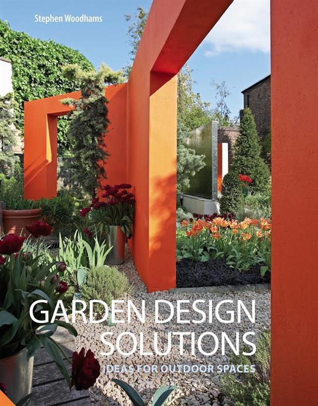 Stephen Woodhams' new design book.