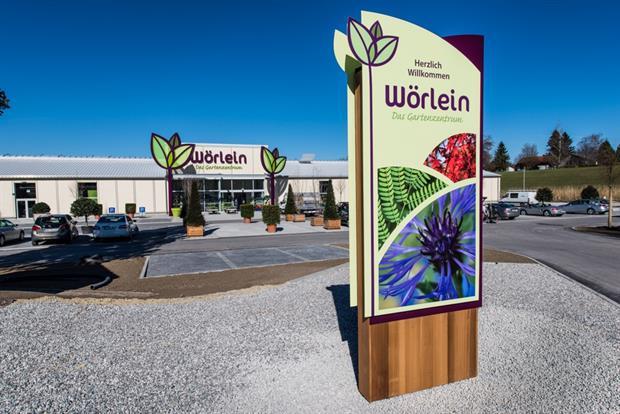 HPW's Worlein garden centre