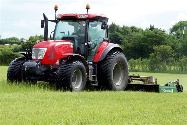 McCormick X6 Tractors - image: McCormick