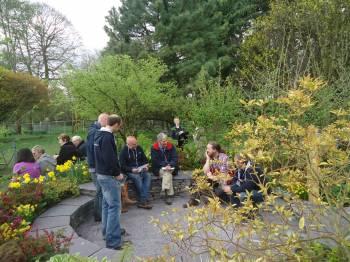 Fisher Tomlin Cardiff garden